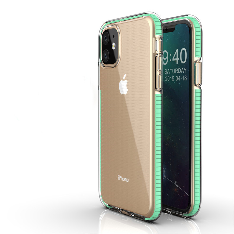 Soft Gel TPU Back Cover For Iphone XI 2019 New Arrivals Mobile Phones Clear Case фото