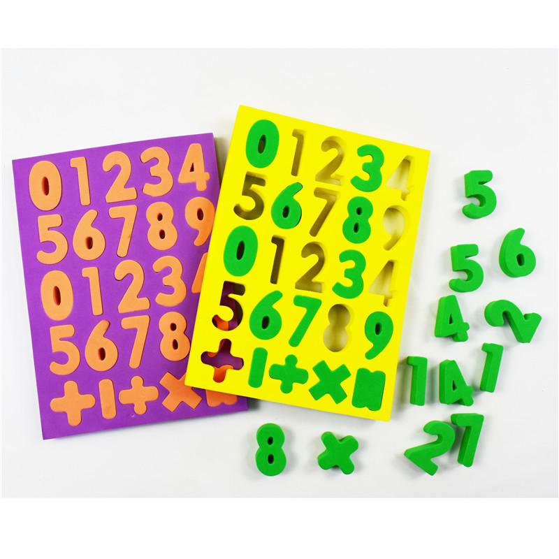 großhandel schaumstoff buchstaben puzzle kaufen sie die