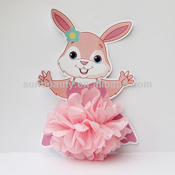 2014 New Ideas Handmade Paper Crafts For Easter Bunny Buy Easter