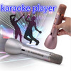 Protable K088 Wireless Bluetooth Karaoke Microphone with Speaker, Mini Karaoke Player Machine