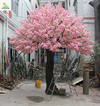 Artificial cherry blossom tree by china supplier for wedding artificial cherry blossom tree by china supplier for wedding decoration wholesale junglespirit Images