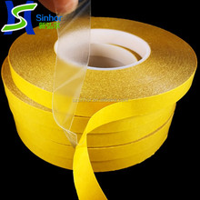 High Adhesion Double Sided Acrylic PET Polyester Tape Clear
