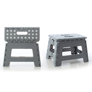 factory price non-slip 9 inches height Folding Kitchen Step/ Stool