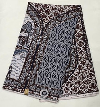 Latest african wax wholesale price java wax print fabric hollandais fashion designs
