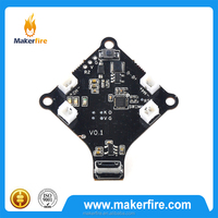 F3 Brushed flight controller drone parts Built in DSM receiver