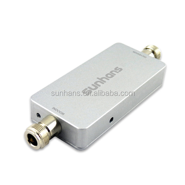 New arrive 2g 3g 4g high gain original mobile signal booster 1800MHZ cell phone amplifer cover 1500 sq.m