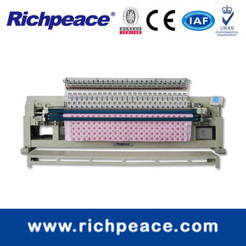 Richpeace Quilting & Embroidery Machine 412