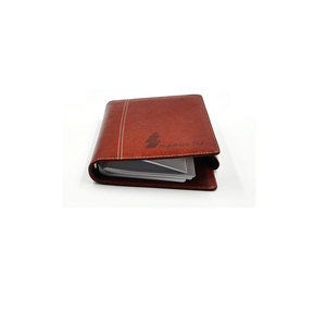 Business journal notebook PU Leather Vintage A5 notebook with lock