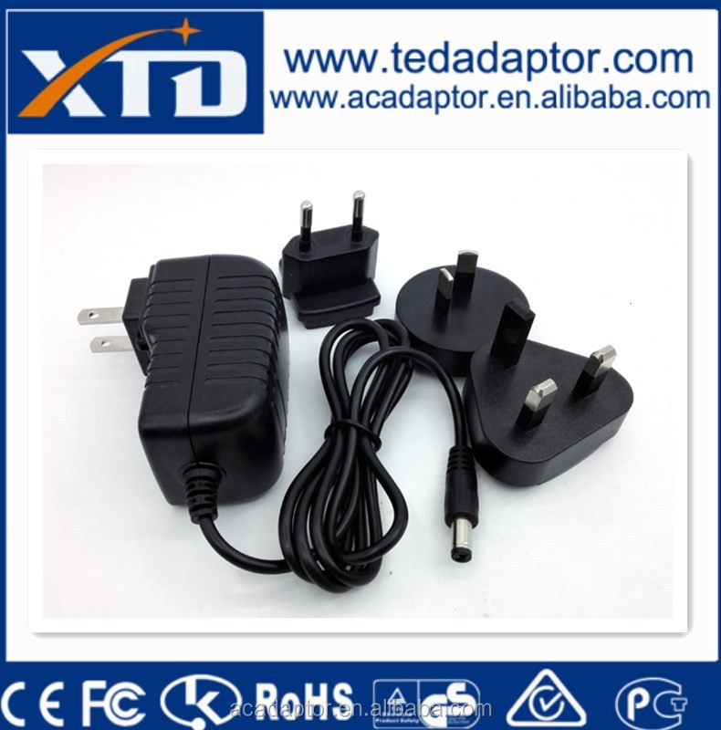12v 1.5a Replacement Wall Mount Type Adapter For Lenovo Tablet ...