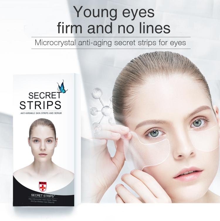 Marque privée Antiwrikle gel pour les yeux masque pour les yeux