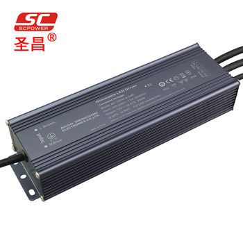 KV-12180-A-DIM Dimmable IP67 15a 12v 180w led switching power supply