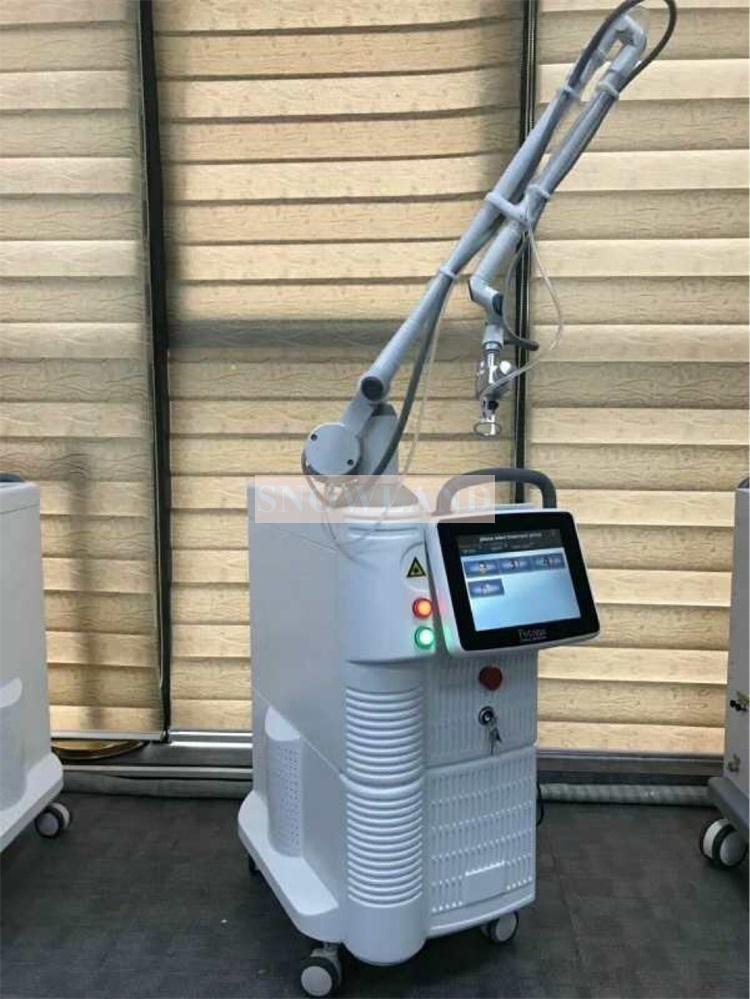 Professional C02 vaginal tightening laser/Fractional co2 laser beauty salon machine