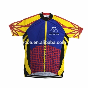 Wholesale Custom Sublimated wear bike Cycling Gear
