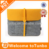 wool felt bag smart cover tablet pc case for ipad laptop