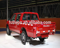 Brand New 4X4 Double cab China pickup truck sleeper cab