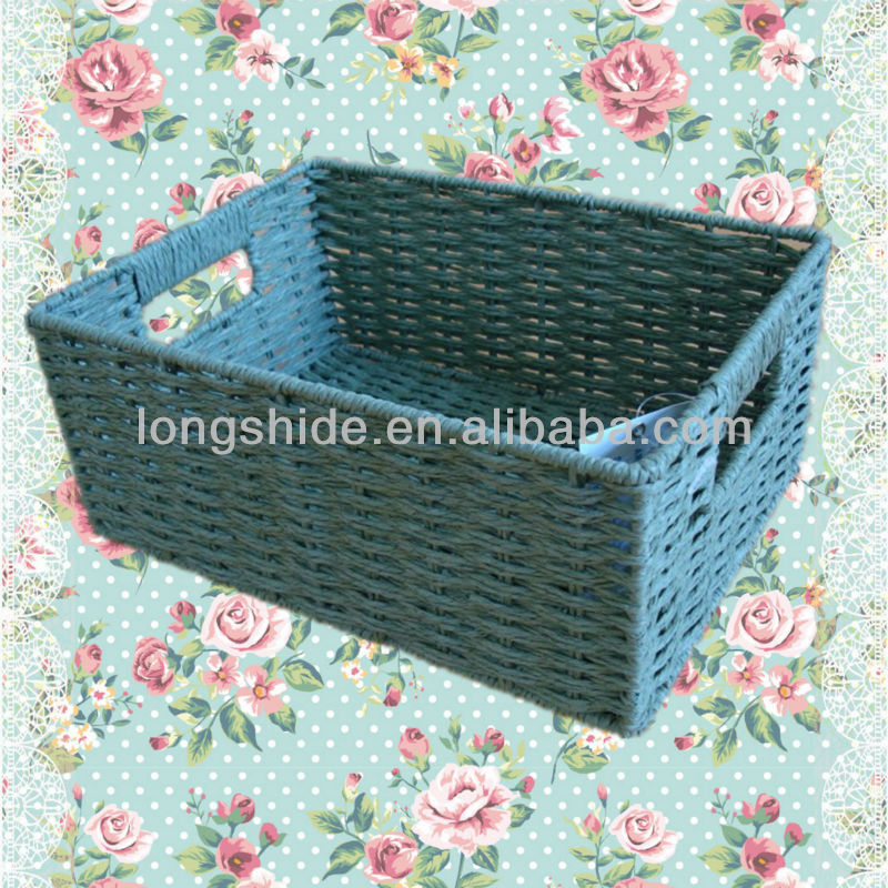 Excellent style and Delightful design Storage Basket for Home&Office set of 3