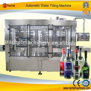 Automatic Chivas Regal Filling Machine/Line/Machinery
