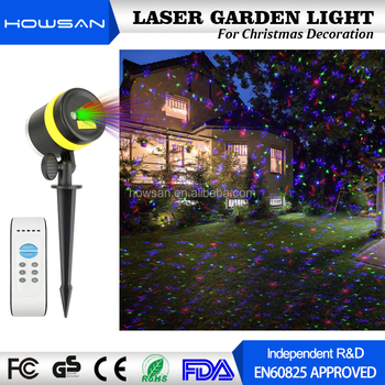 Long Distance Christmas Light Star Projector Shower Motion Rgb ...
