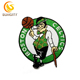 Factory Price Patch For NBA Baskeball Boston Celtics Embroidery Patch