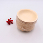 Sterilized Disposable Plates Biodegradable Wooden Bowls for camping/serving/party