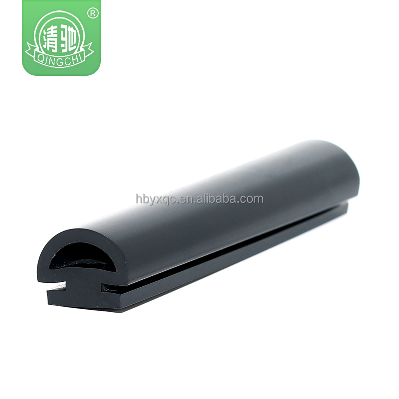 high performance rubber door trim seals for car