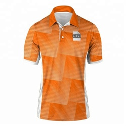 Custom short sleeve golf polo shirt plain polo t shirts for men and women