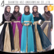 Zakiyyah-MD5025 New model abaya in dubai women islamic clothing wholesale muslim dress long sleeve