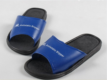 0fbe302f836c Esd Pvc Slippers Workshop Work Slippers With Competitive Price - Buy ...