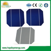 High Efficiency 156mmx156mm 2BB/3BB Production Line Solar Cell With Low Price