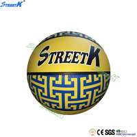 official size new style rubber made American custom official size of basketball