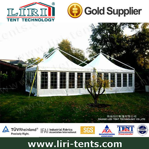 High Quality 6mx6m Gazebo Shadi Tent In China For Sale