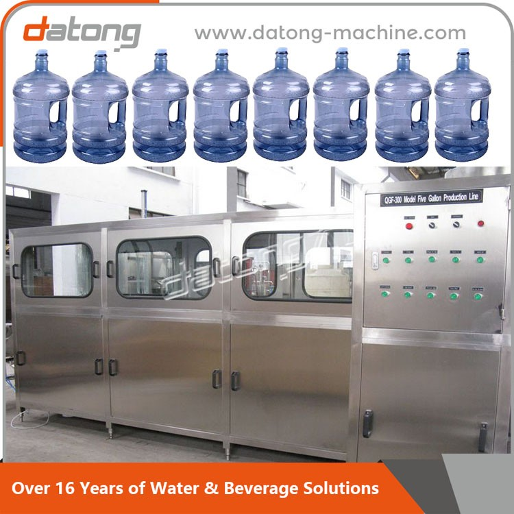 Factory price 5 gallon water filling machine