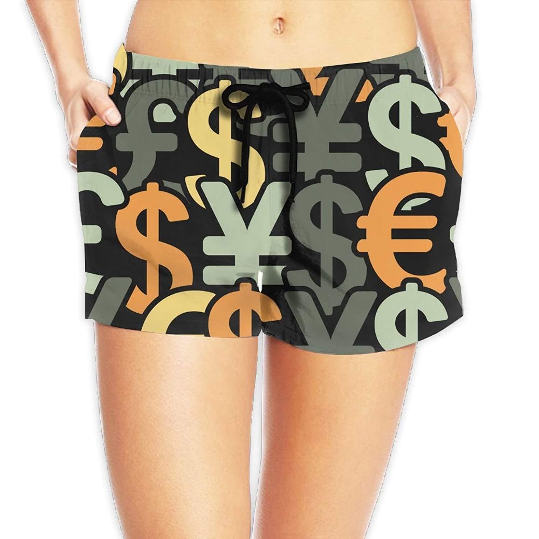 SARA NELL Women Lady Girls Classics Crew Socks US Dollars Personalized Athletic Dress Socks 30cm Long-All Season