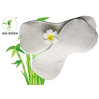 Free sample bamboo 천 diaper reusable insert, reusable 및 빨 기저귀 insert