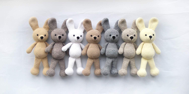 Handmade bunny, crochet bunny, rabbit toy, soft toy bunny, stuffed bunny, knitted bunny, baby toy bunny, plush toy bunny, stuffed rabbit, cute
