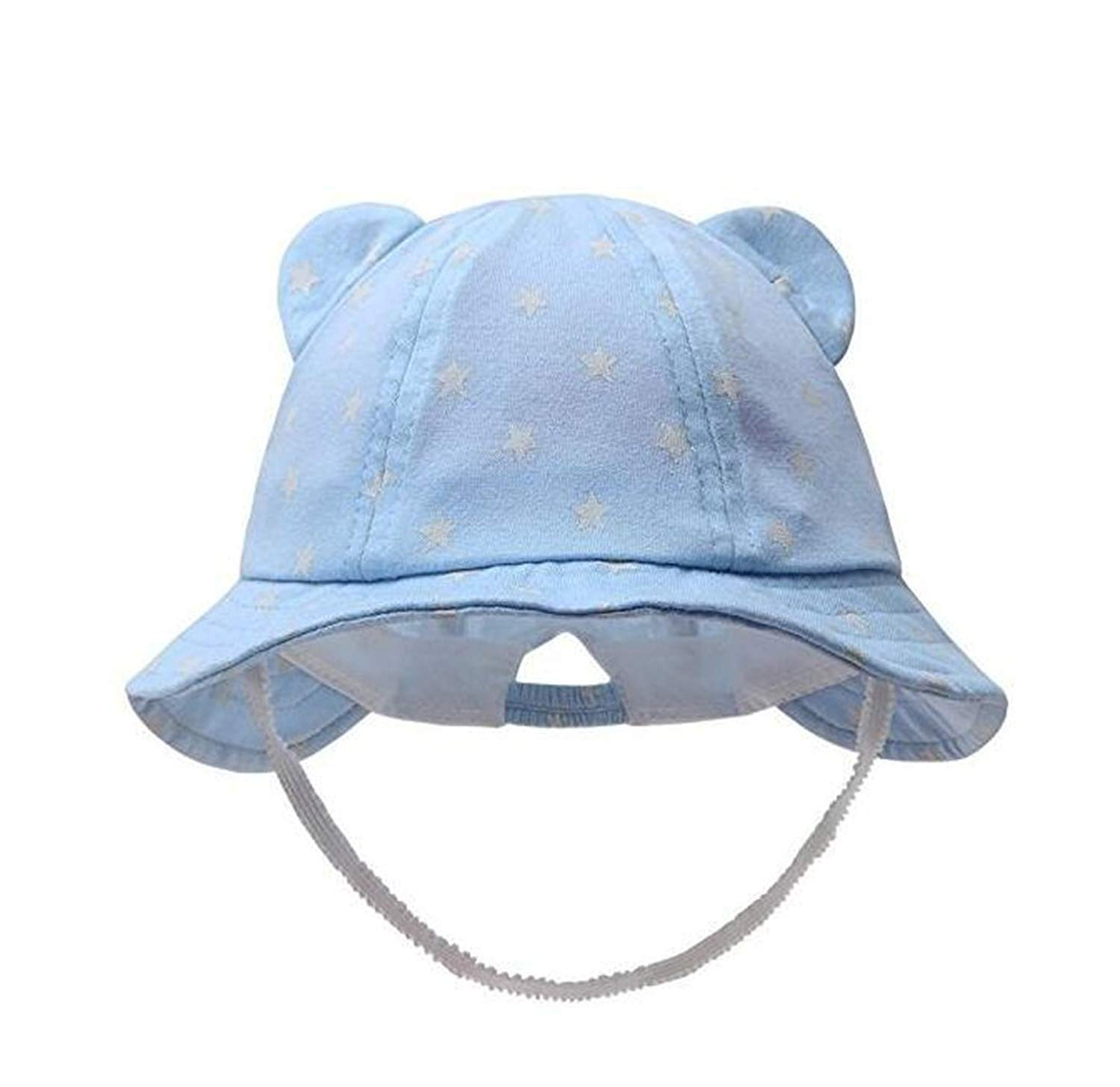 6d488d25eb382 Get Quotations · Lovely Newborn Baby Hat Toddler Cotton Sun Hat(0-2T)