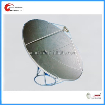 2.4m Prime Focus Satellite Dish Well Known For Its Good Quality ...
