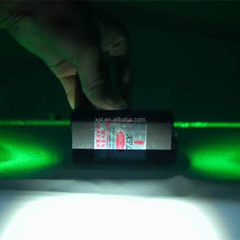 XPL-808G532HG80 80mw double laser pointer