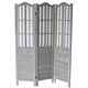 vintage custom cheap folding doors wooden screen room dividers