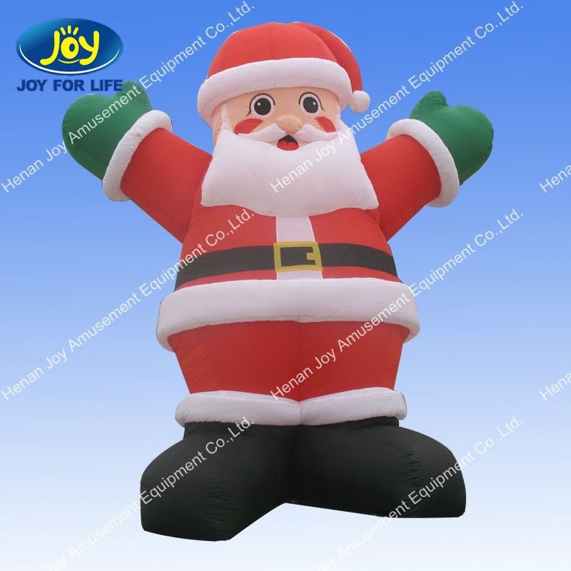 2013 big outdoor inflatable santa toys for sale Anne