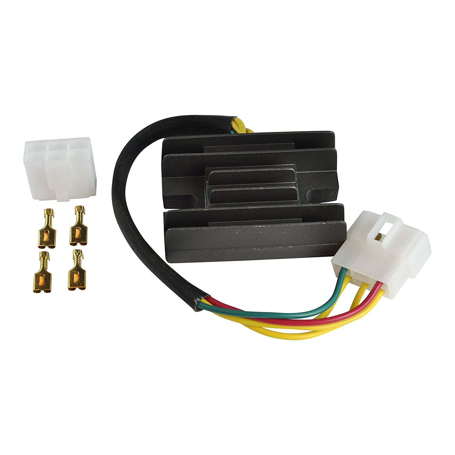 Voltage Regulator Rectifier For Suzuki LT LTF 160 250 Quardrunner 300  KingQuad DR 200 SE 1989