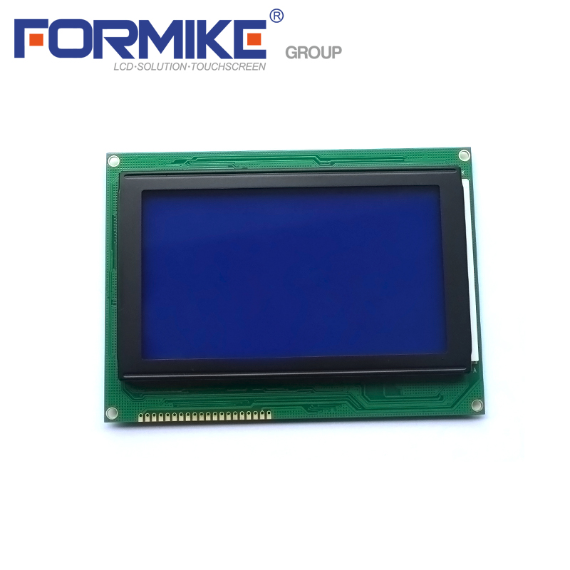 COB STN NEGATIVE and BLUE TRANSMISSIVE LCD 16x2 dots Character Monochrome lcd display