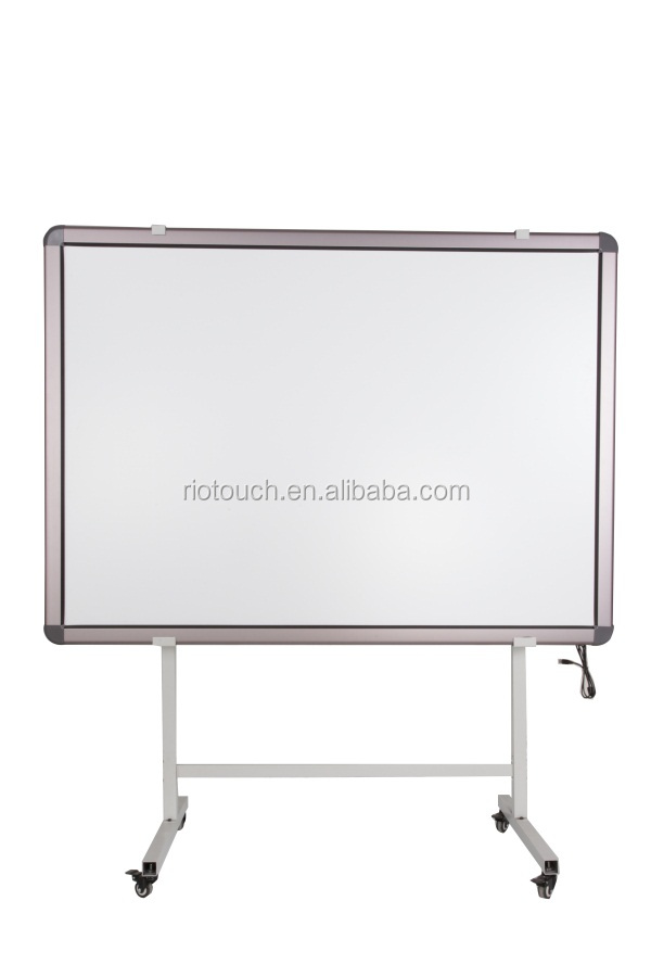 "Infrared interactive white board H-96"" from china"