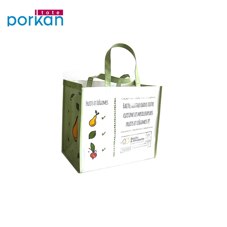 Buy Chinese Products Online Supermarket PP Woven Reusable Shopping Bag