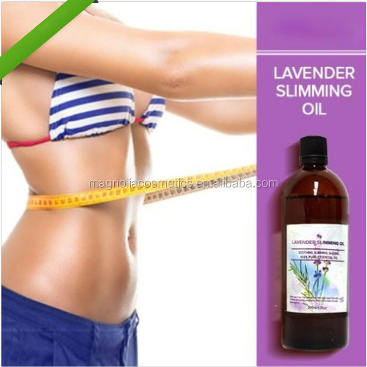 OEM/ODM Cosmetics Cellulite Massage Oil
