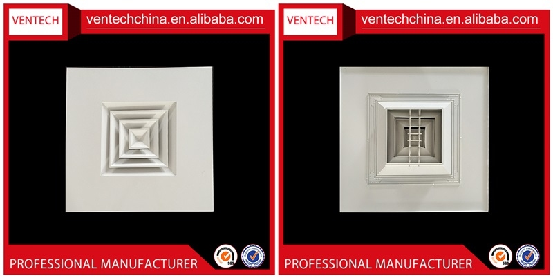 square air diffuser-xjt11