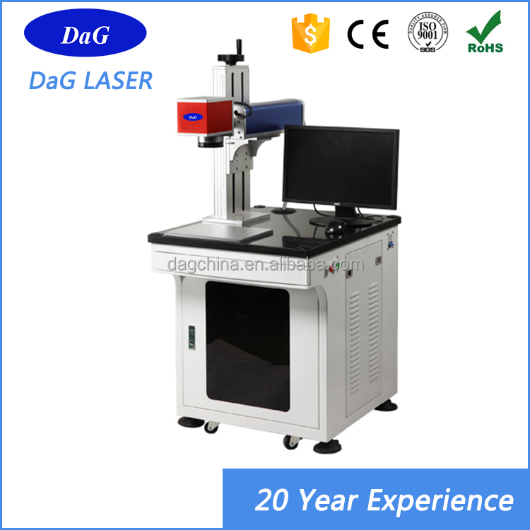 2017 Wholesale Market 10w High Speed Fiber Laser Etching Marking Machines