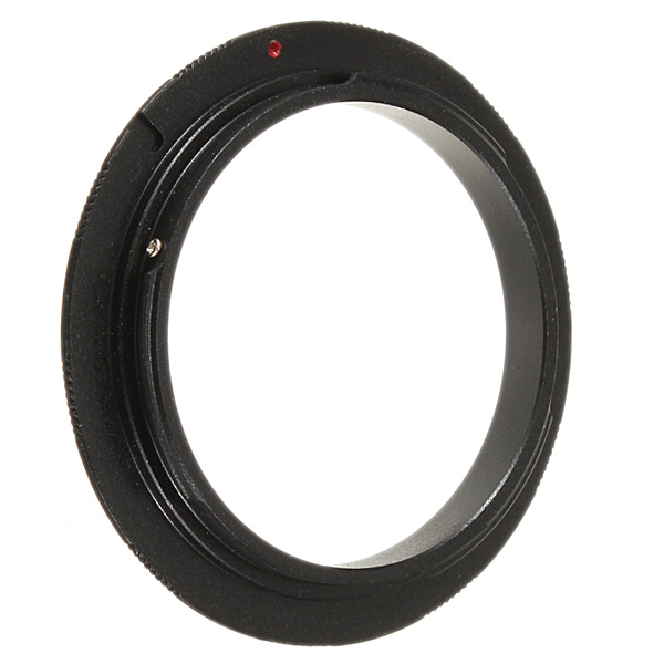 58mm Macro Lens Reverse Adapter Ring For Canon EOS EF EF-S Camera Mount 1000D 60D 5D 7D Durable Reliable