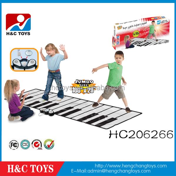 enfants musique de piano tapis de danse super g ant de l. Black Bedroom Furniture Sets. Home Design Ideas