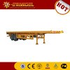 low bed semi trailer dimensions for sale semi trailer axle made in China